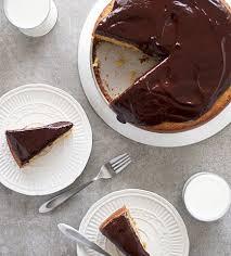 orange citrus olive oil cake with chocolate ganache colavita recipes
