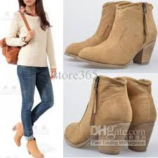womens boots best s toe low heel ankle boots buckle around ankle boot