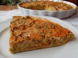 recette de cuisine vegetarienne tarte végétalienne aux petits pois et au tofu get inspired vegan