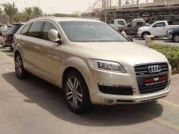 2007 audi q7 sale 2007 audi q7 suv used car for sale in united emirates