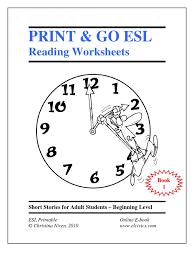 worksheet esl reading worksheets luizah worksheet and essay site