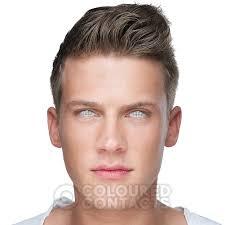mesh 90 day white prescription contact lenses halloween eye