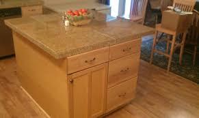 maple kitchen island kitchen island with tiger maple veneer by johnnydust