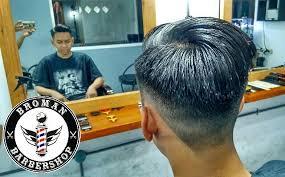 the bromans haircut broman barbershop bromanbarbershop instagram panda