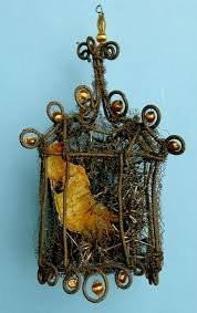 46 best wire wrapped antique ornaments images on