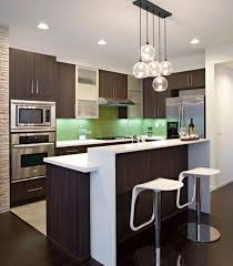 Attractive Minimalist Kitchen Design For Apartments Lovely Kitchen - Small apartment kitchen design ideas