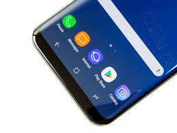 Electronic Gadget by Galaxy S8 Review Gorgeous New Hardware Same Samsung Gimmicks