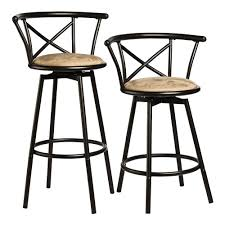 Swivel Counter Stools With Back Swivel Barstool Christmas Tree Shops Andthat