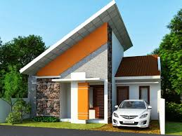 Modern Narrow House by Great Narrow House 3d Design Exterior Design Narrow House Plans