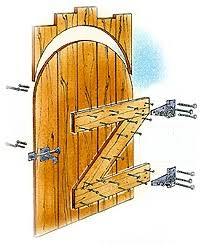 Backyard Gate Ideas Easy To Build Decorative Wooden Gates For Your Home Diy Plans