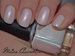 White Pink Nail Of White Pink Shimmer Nail
