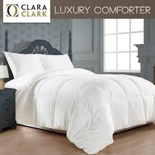 Best Goose Down Duvet 4 Best Alternative Down Comforters 2016 Cozy Feather