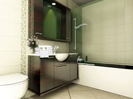 simple small bathroom designs with rectangular white bath tub also