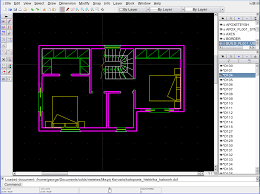 How To Draw Floor Plan In Autocad by Electrical Wiring Cad