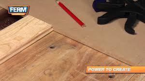 Cutting Laminate Flooring With Circular Saw How To Cut Slats With A Circular Saw Youtube