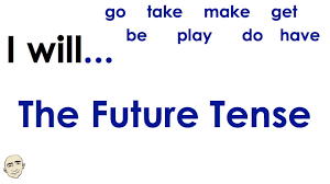 i will the future tense easy english conversation practice