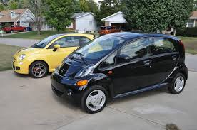 mitsubishi usa our new mitsubishi i miev electric car u2013 cheerful curmudgeon