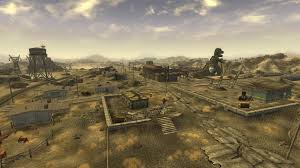 Fallout New Vegas Maps by Novac Fallout Wiki Fandom Powered By Wikia