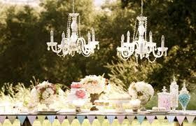 Wedding Chandeliers Wedding Ideas Reception Decor Bunting Banners Chandeliers