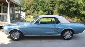 1967 blue mustang 1967 mustang coupe original 390 s code york mustangs forums