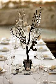 wedding tree centerpieces trees for centerpieces for weddings