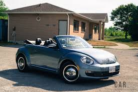 volkswagen white convertible review 2016 volkswagen beetle denim convertible canadian auto