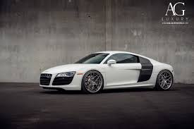 audi r8 matte black ag luxury wheels audi r8 forged wheels