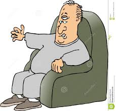 Clipart Armchair Armchair Quarterback Royalty Free Stock Photo Image 59675
