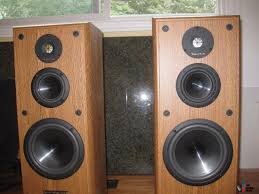 infinity home theater system infinity reference 50 floor standing speakers photo 1310346 us