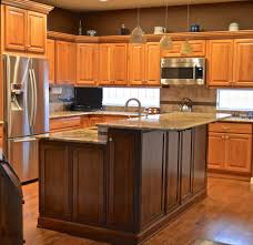 Kitchen Islands With Sink by Incredible Kitchen Island Contrasting Colors With Storage And Sink