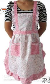 Apron Designs And Kitchen Apron Styles New Home Kitchen Apron Pastoral Style Craft Commercial Restaurant