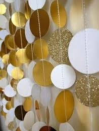 gold party decorations white gold patterned hanging paper lanterns gold pattern paper