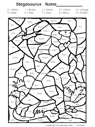 color math worksheets pictures of coloring pages math worksheets