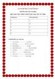 english teaching worksheets counting