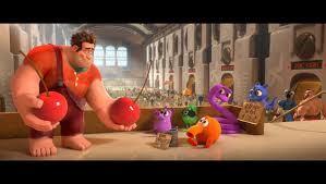 images wreck ralph charming cameos