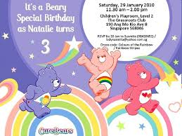 care bears birthday party ideas new party ideas