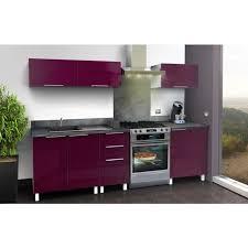 cuisine blanche mur aubergine mur cuisine aubergine affordable chambre with mur cuisine