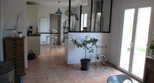 ouverture cuisine sur sejour rénovation globale rez de chaussée d une maison et ouverture d un