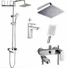 Bathroom Shower Mixer Bathroom Shower Set 8 10 12 Inch Shower Bath Shower