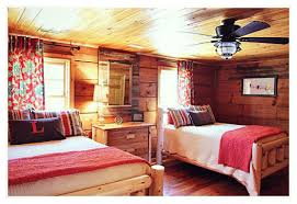 Traditional Bedroom Decorating Ideas Pictures - log cabin makeover traditional bedroom nashville by jd designs