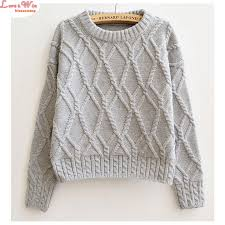 aliexpress buy pullovers thick sweaters winter