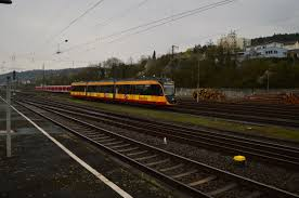 Mosbach Baden Baureihe 0 450 Bombardier Et 2010 Fotos 2 Bahnbilder De