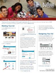create yearbook balfour yearbook ad to create yearbook