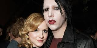 evan rachel wood discusses her marilyn manson romance admits it