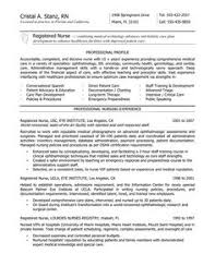 New Nurse Resume Examples by New Graduate Nurse Resume 7 Graduate Nurse Resume Example