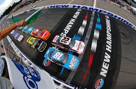 Racing Green Flag Kyle Busch Wins And Ryan Preece Impresses At New Hampshire