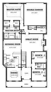 Colonial House Floor Plans by Savannah Point French Style Home Plan 025d 0031 House Plans And More