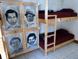 Dorm Themes by Mr Mullet U0027s Hostel The Newest Hostel In San Pedro La Laguna U0027s