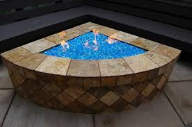 Fire Pit With Water Feature - enhance your outdoor living with unique and inviting fire features