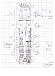 step 5 floor plans u0026 interior design bus conversion rv and
